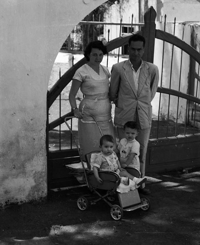 Familia Romero