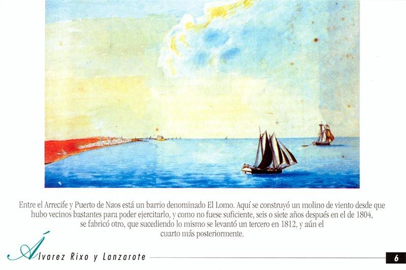 Postales Álvarez Rixo X