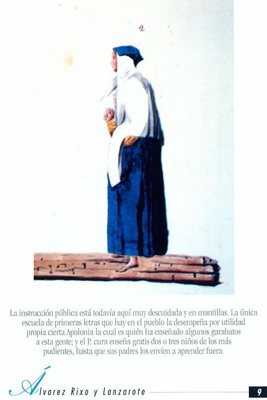 Postales Álvarez Rixo XIII