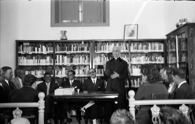 Inauguración de la Biblioteca Municipal III