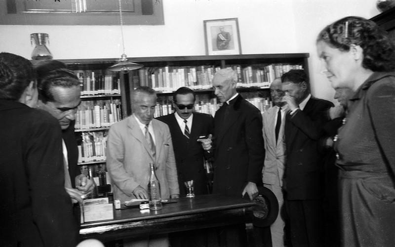 Inauguración de la Biblioteca Municipal IV