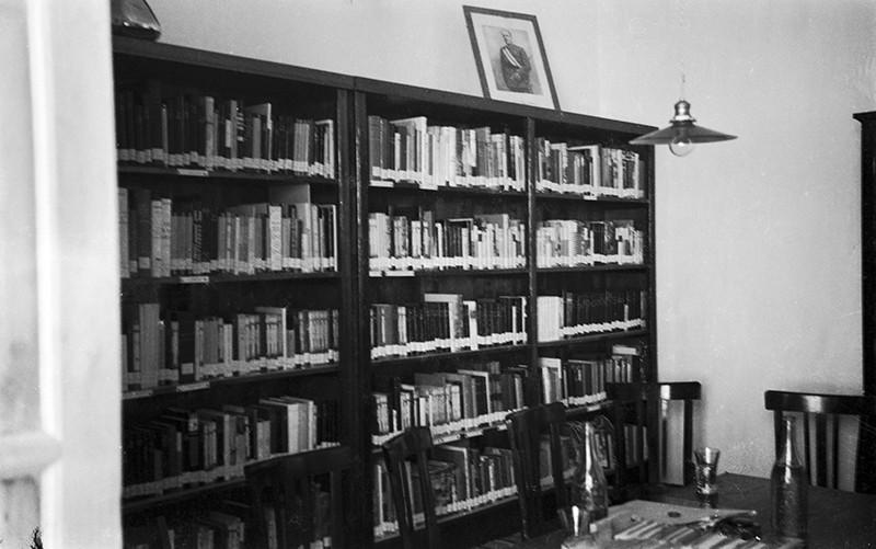 Inauguración de la Biblioteca Municipal VI