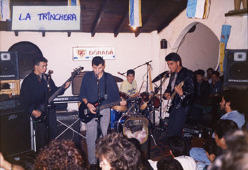 Grupo 'La Trinchera'