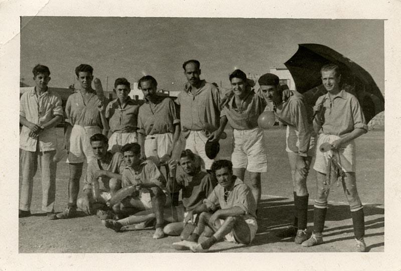 Futbolistas de Lanzarote