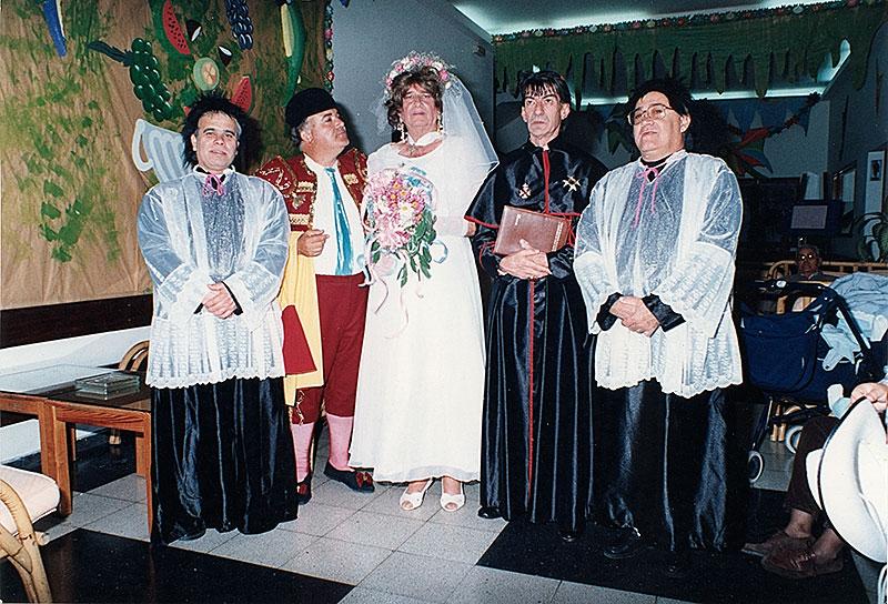 La boda de Rocío Jurado y Ortega Cano I