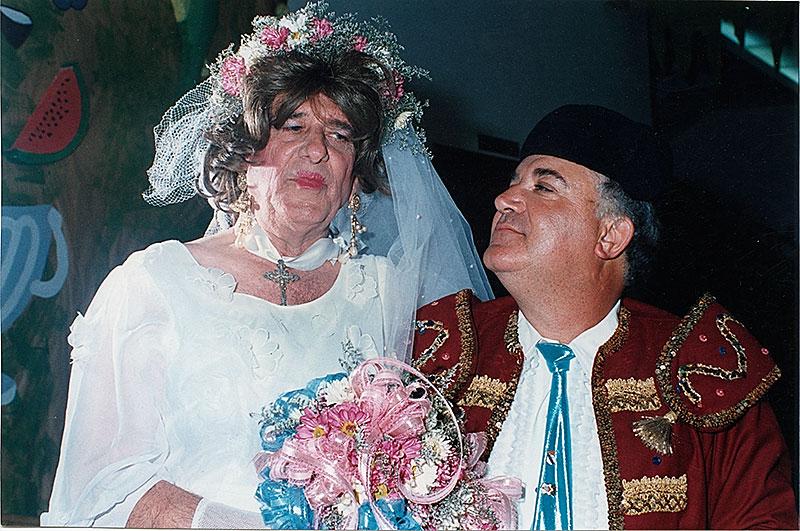 La boda de Rocío Jurado y Ortega Cano II