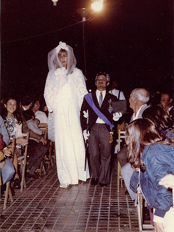 """La boda del siglo"" II"