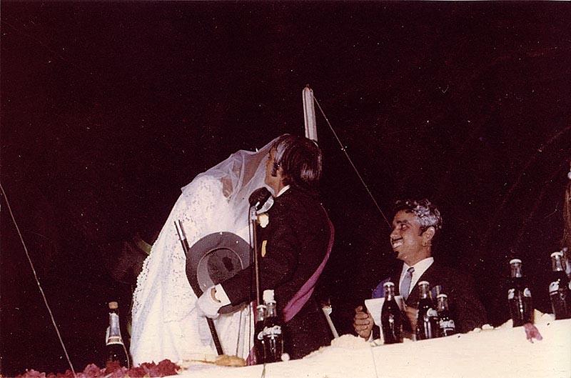 'La boda del siglo' I