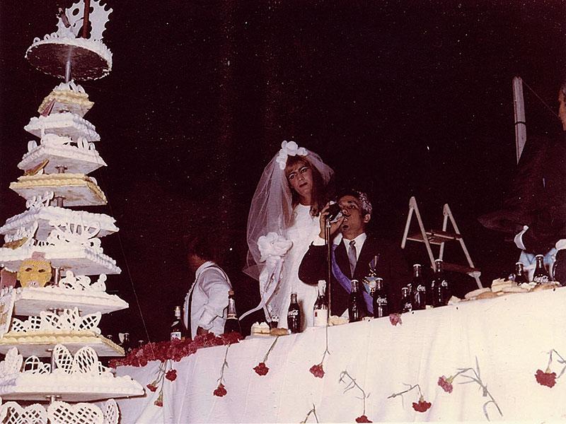 'La boda del siglo' IV