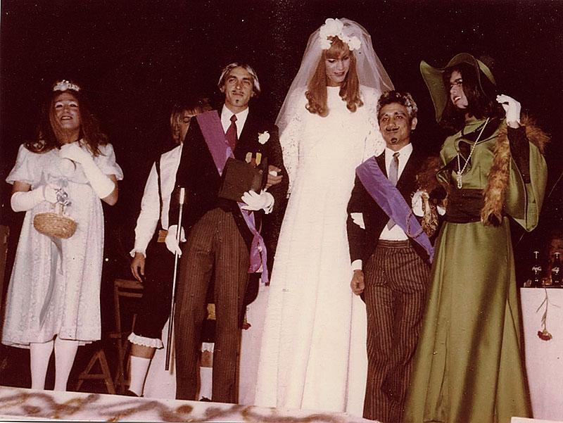 'La boda del siglo' V