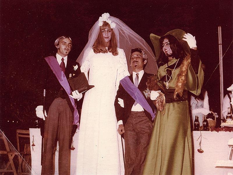"""""""La boda del siglo"""" VI"""