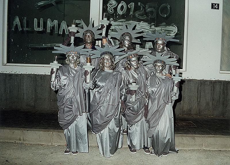 Estatuas de la Libertad