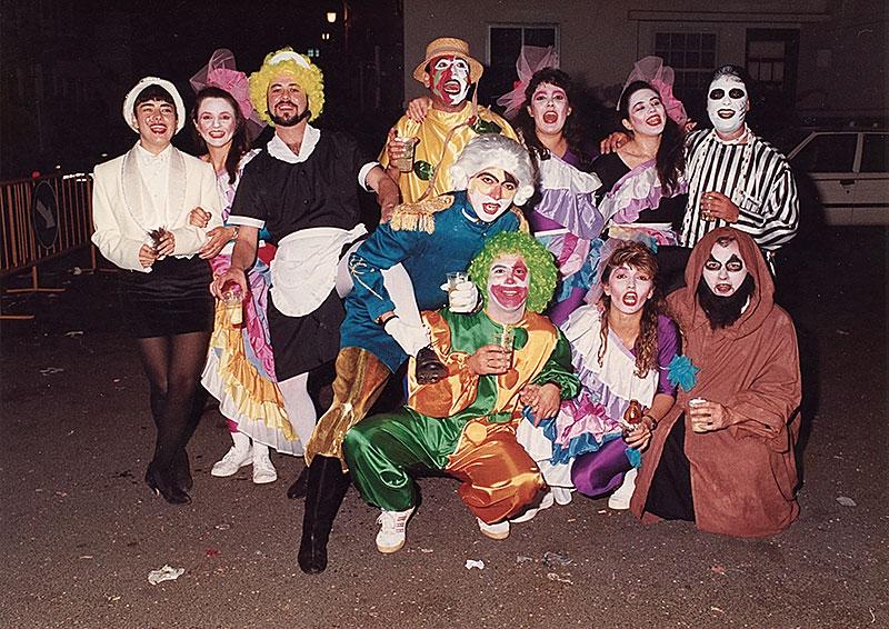 Carnaval años 90