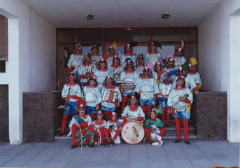 Murga Los Relamidos XIX