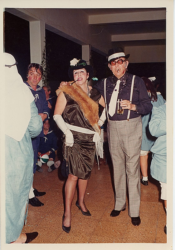 Juana Manrique de Carnaval VIII