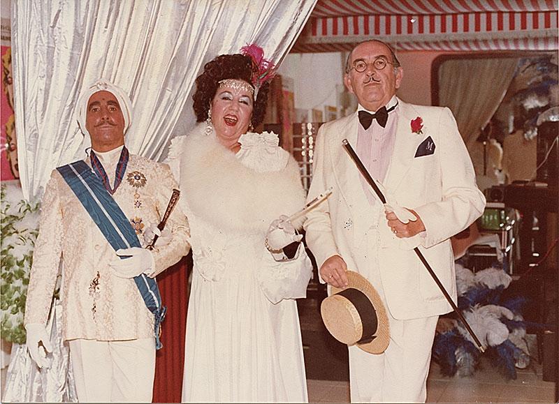Juana Manrique de Carnaval X