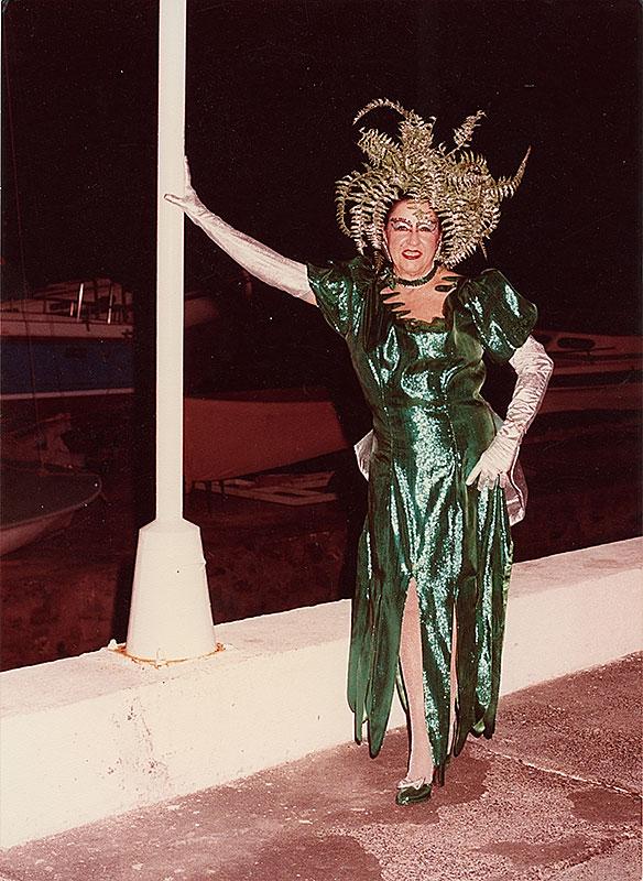 Juana Manrique de Carnaval XII