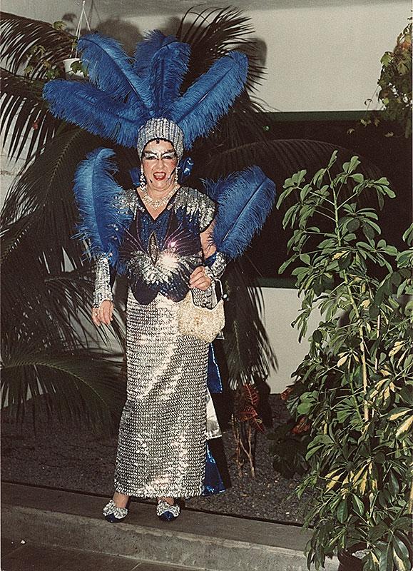 Juana Manrique de Carnaval XV