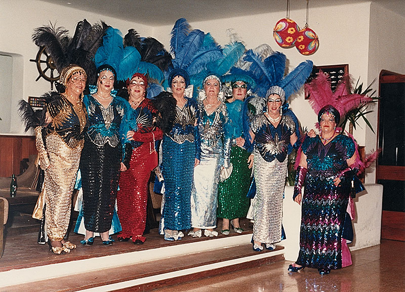 Juana Manrique de Carnaval XX