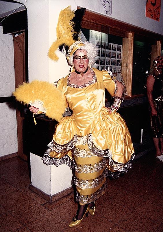 Juana Manrique de Carnaval XXIII