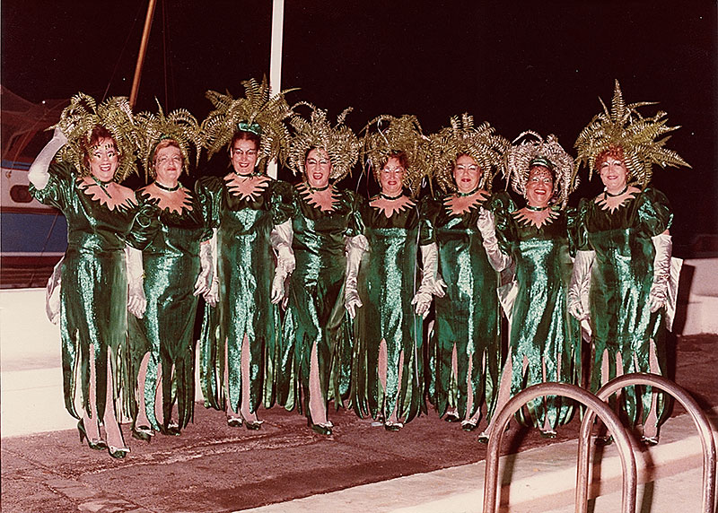 Juana Manrique de Carnaval XXIV
