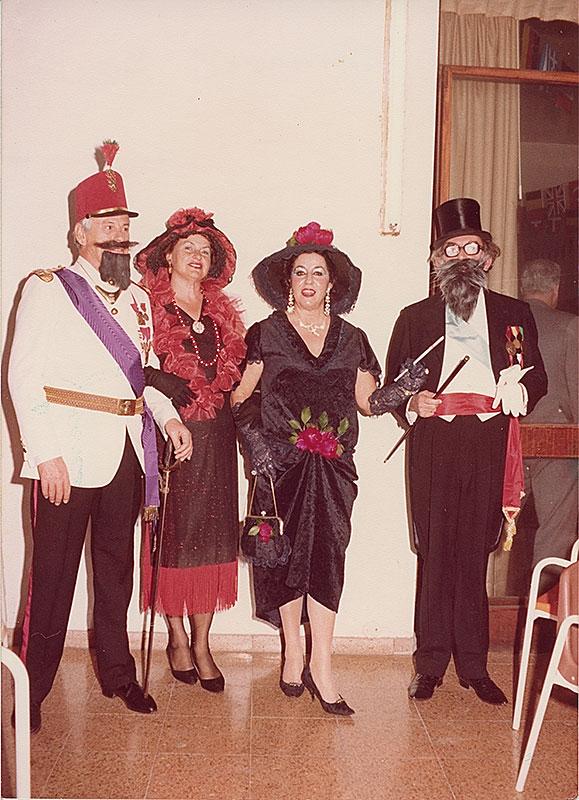 Juana Manrique de Carnaval XXXII