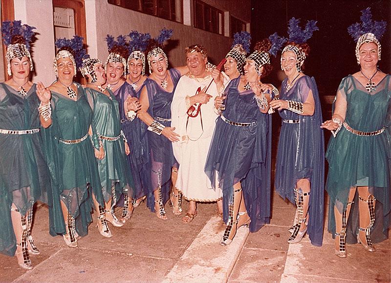 Juana Manrique de Carnaval XXXIII