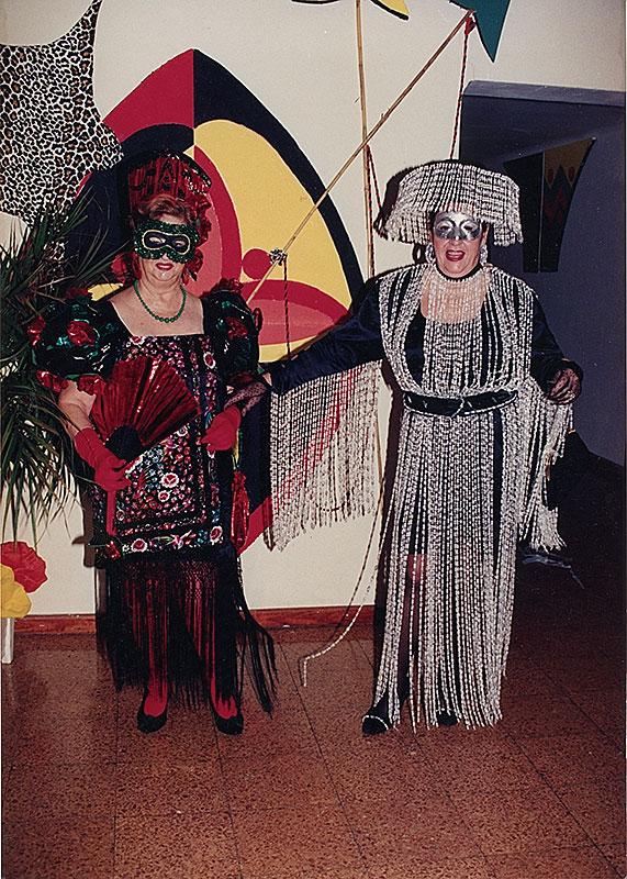 Juana Manrique de Carnaval XXXV