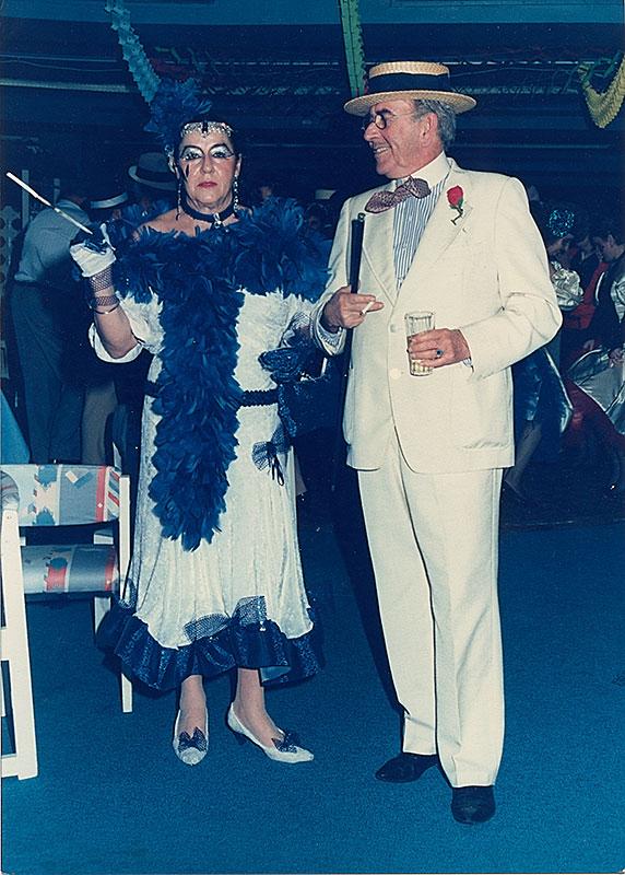 Juana Manrique de Carnaval XXXVII