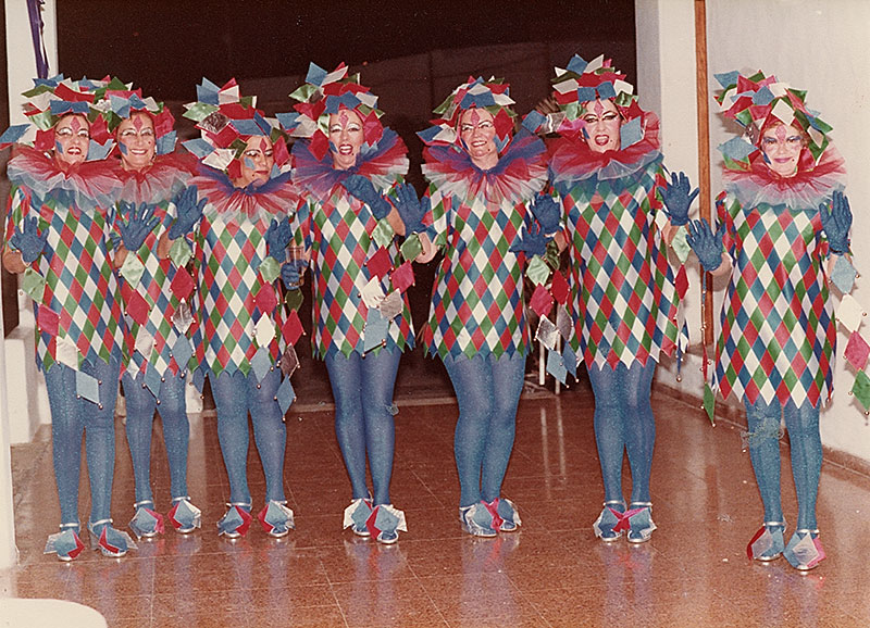 Juana Manrique de Carnaval XXXIX