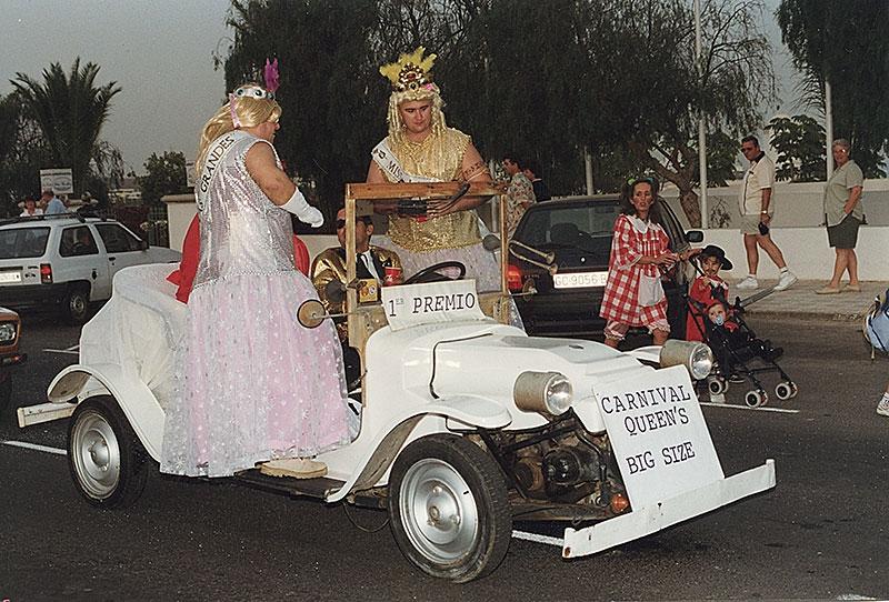 Miss La Puntilla y Miss La Plazuela II