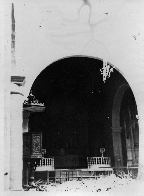 Iglesia de Haría VI