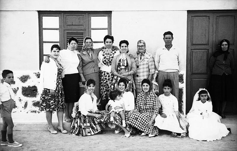 Familia de La Graciosa II