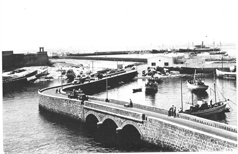Puente de Las Bolas y Castillo San Gabriel
