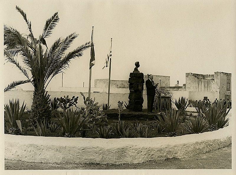 Monumento al doctor Alfonso Spínola I
