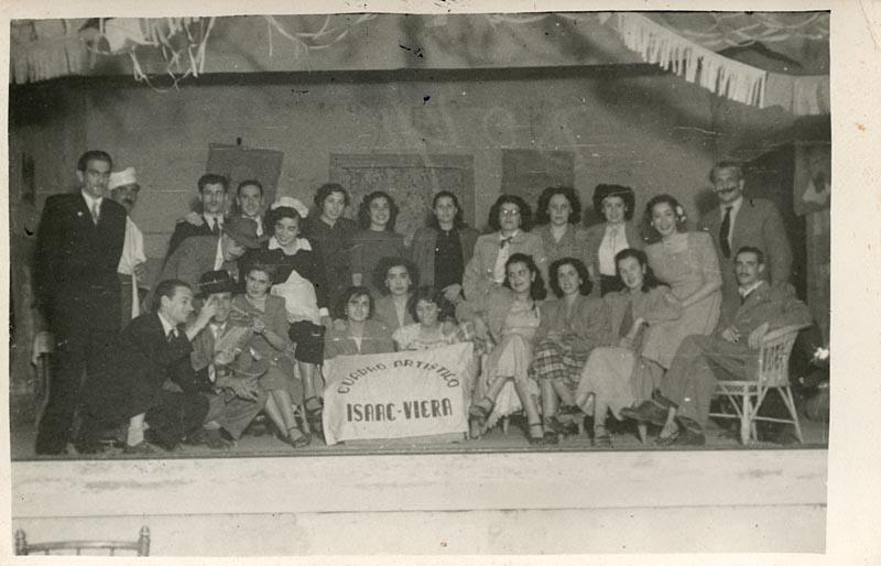 Teatro de Isaac Viera en La Villa