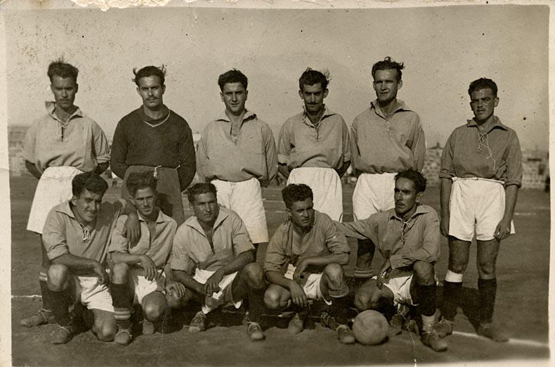 Equipo de fútbol II