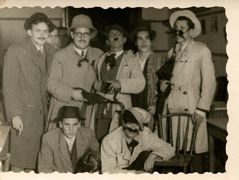 Fiesta de Carnaval en el Casino