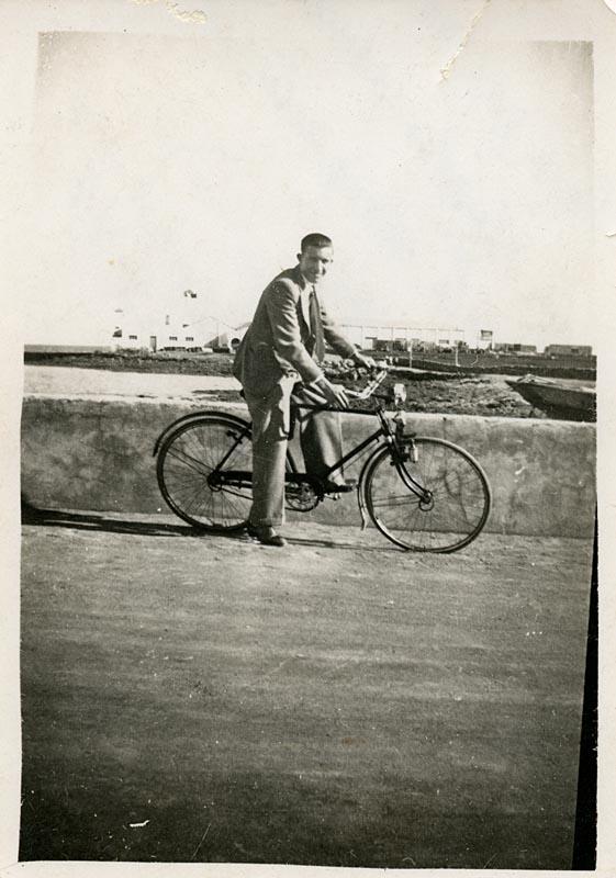 En bicicleta por el Charco
