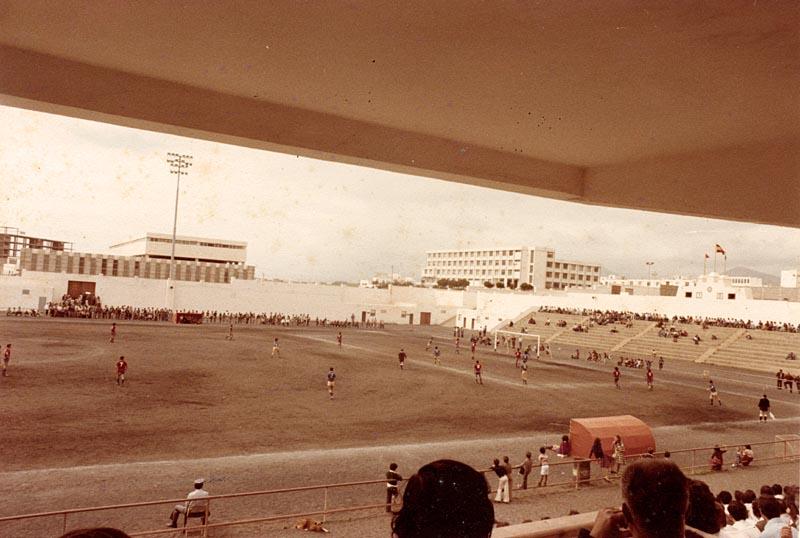 Estadio Avendaño Porrúa II