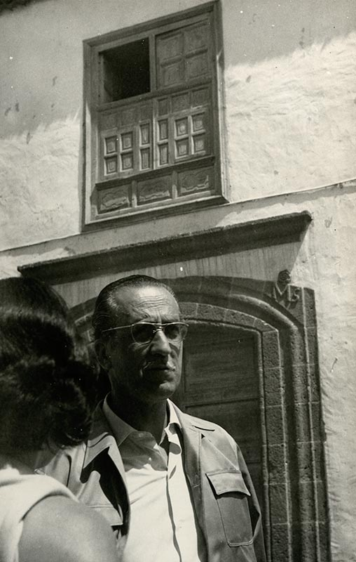 Antonio Avendaño Porrúa en Lanzarote XIX