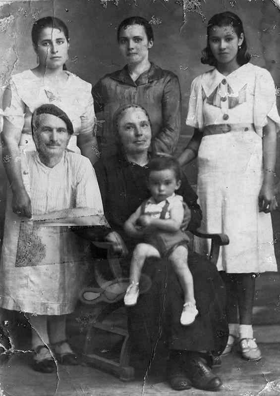 Familia de Bibiana González