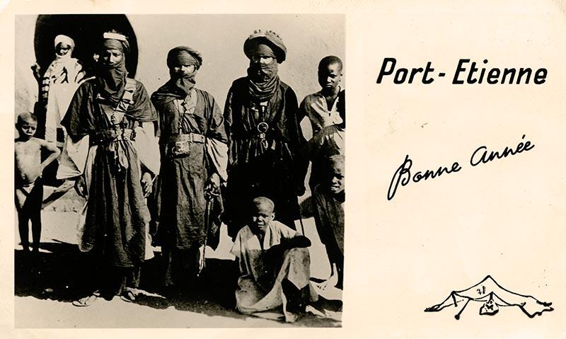 Port - Etienne