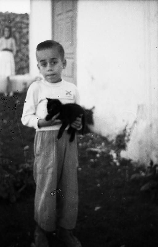 Niño de Máguez