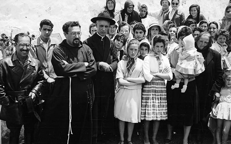 Misioneros franciscanos  XII