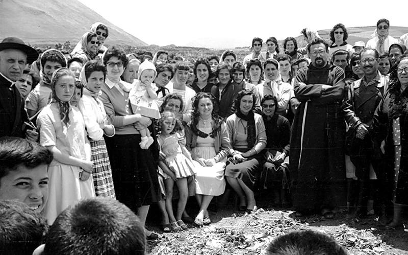 Misioneros franciscanos  XIII