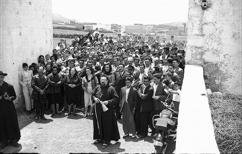 Misioneros franciscanos  XVI