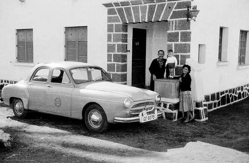 Familia Olvés de Palma I