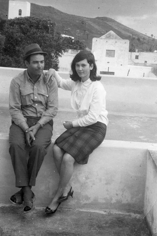 José y Alicia