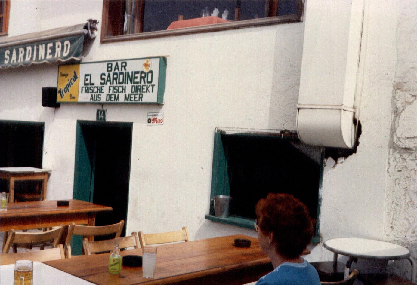 Bar en La Tiñosa II